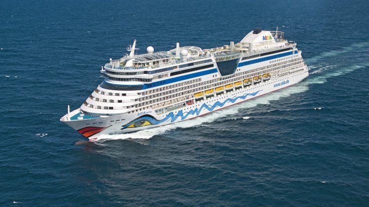 Die AIDAbella Foto: AIDA Cruises