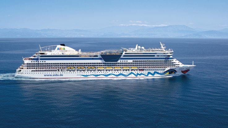 Die AIDAluna Foto: AIDA Cruises