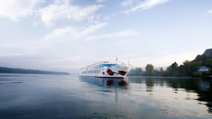 Die A-Rosa Donna ist ein Schiff der A-Rosa Donauflotte. Foto: A-ROSA Flussschiff GmbH