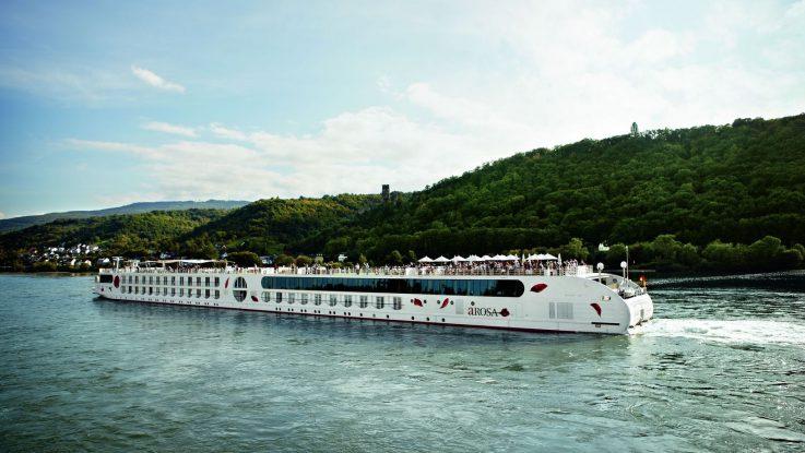 Die A-Rosa Viva. Foto: A-ROSA Flussschiff GmbH