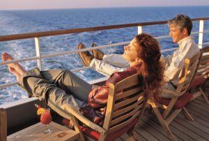 Einfach nur entspannen und das Meer genießen. Foto: AIDA Cruises