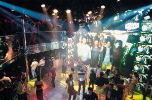 Die Disco ist am Abend ein beliebter Treffpunkt. Foto: Costa Crociere