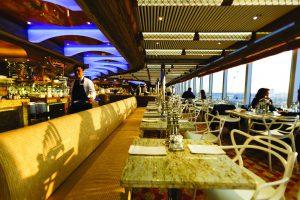 Das Buffetrestaurant Corona Blu. Foto Costa Crociere