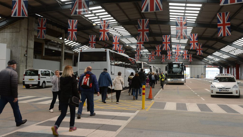 Ein Tag länger in Southampton. Foto: lenthe/touristik-foto.de