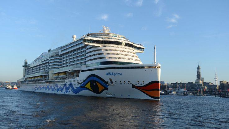 Le Havre wird in dieser Woche von der AIDAprima nicht angelaufen. Foto: lenthe/touristik-foto.de