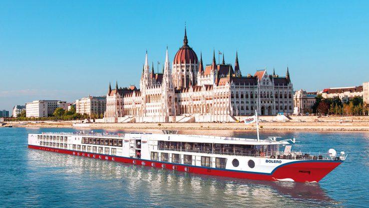 Die MS Bolero. Foto: Nicko-Cruises