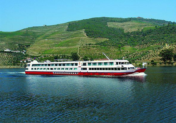 Die MS Douro Cruises. Foto: Nicko Cruises