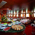 Das Restaurant an Bord der Douro Cruiser. Foto: Nicko Cruises