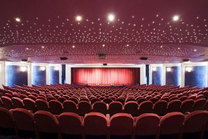 Das Theater bietet euch viele Vorstellungen mit grandiosen Programm. Foto: MSC Crociere