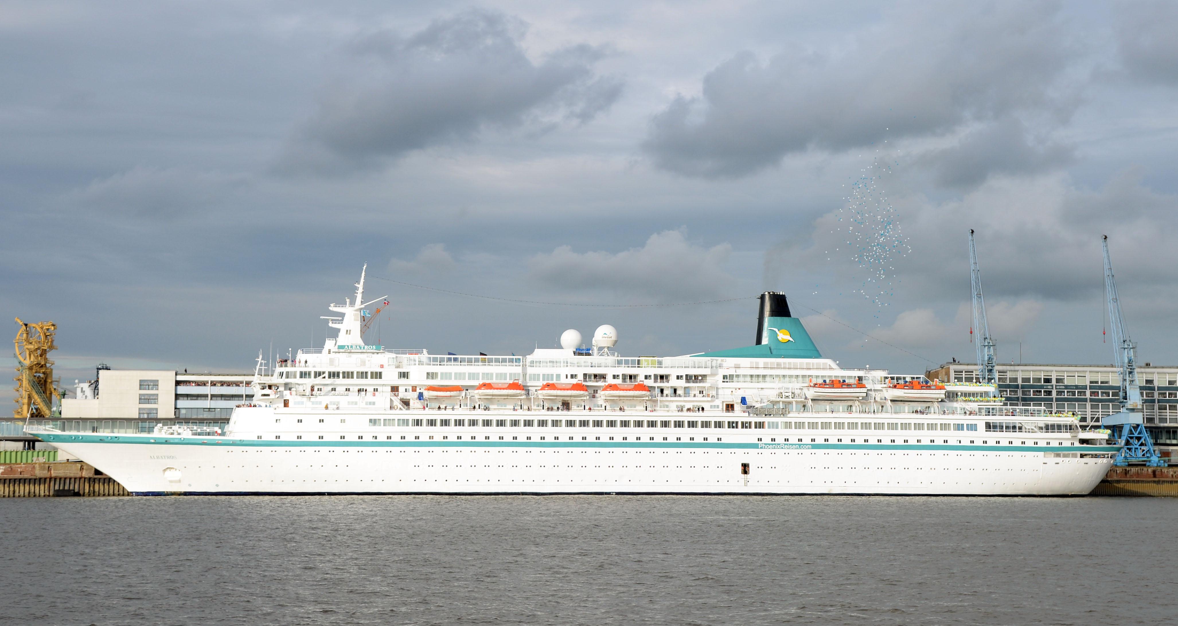 Schiffsvorstellung: MS Albatros - CruiseStart.de