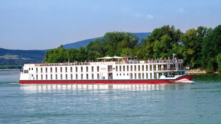 Die MS Heidelberg. Foto: Nicko Cruises