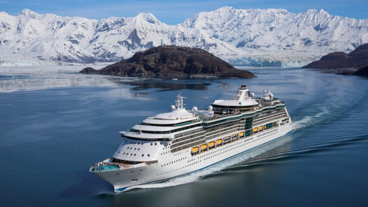 Die baugleiche Radiance of the Seas. Foto: Royal Caribbean International