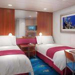 Eine Innenkabine. Foto: Norwegian Cruise Line