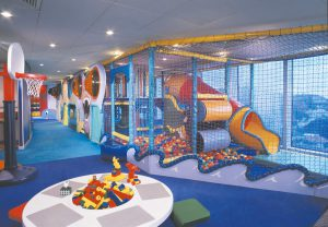 Der Kinder-Bereich. Foto: Norwegian Cruise Line