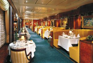 Das La Cucina Restaurant. Foto: Norwegian Cruise Line