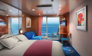 Balkonkabine. Norwegian Cruise Line