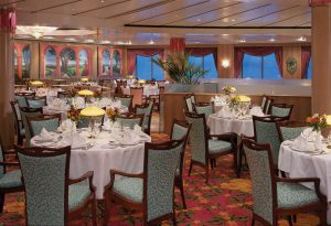 Das Palace Restaurant. Foto: Norwegian Cruise Line