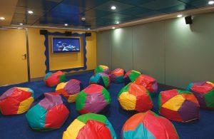 Der Kinder Bereich. Foto: Norwegian Cruise Line