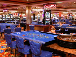Das Casino. Foto: Norwegian Cruise Line