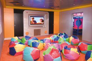 Der Kinderbereich. Foto: Norwegian Cruise Line