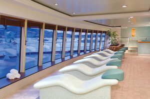 Der Bora Bora Health Spa. Foto: Norwegian Cruise Line