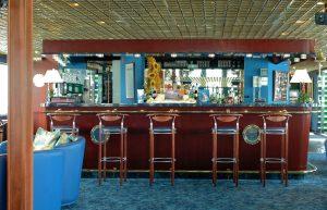 Die Bar. Foto: 1AVista Reisen