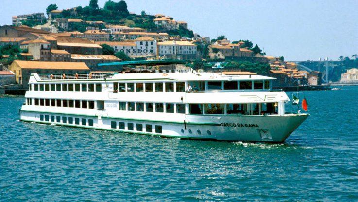 Die MS Vasco da Gama. Foto: 1AVista Reisen