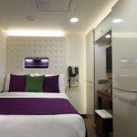 Die Studio Kabinen sind perfekt für Alleinreisende. Foto: Norwegian Cruise Line
