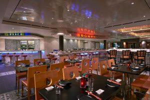 Das Ginza Restaurant auf der Norwegian Star. Foto: Norwegian Cruise Line