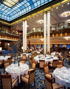 Das Britannia. Foto: Cunard Lines