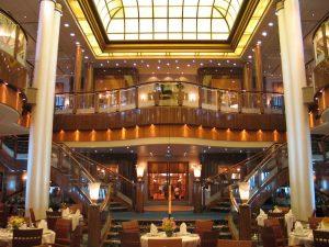 Lasst euch stilvoll empfangen. Foto: Cunard Lines