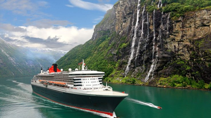 Die Queen Mary 2 . Foto: Cunard Lines