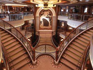 Ihren Namen hat das Schiff wahrlich verdient. Foto: Cunard Lines