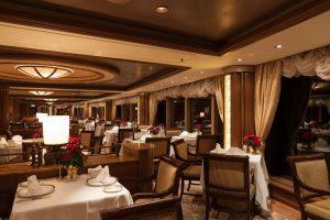 Der Queens Grill. Foto: Cunard Lines