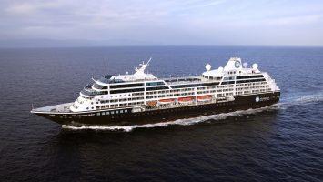 Die Azamara Quest. Foto: Azamara Club Cruises