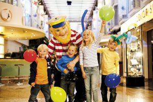 Für Kinder wird euch viel geboten. Foto: Color Line