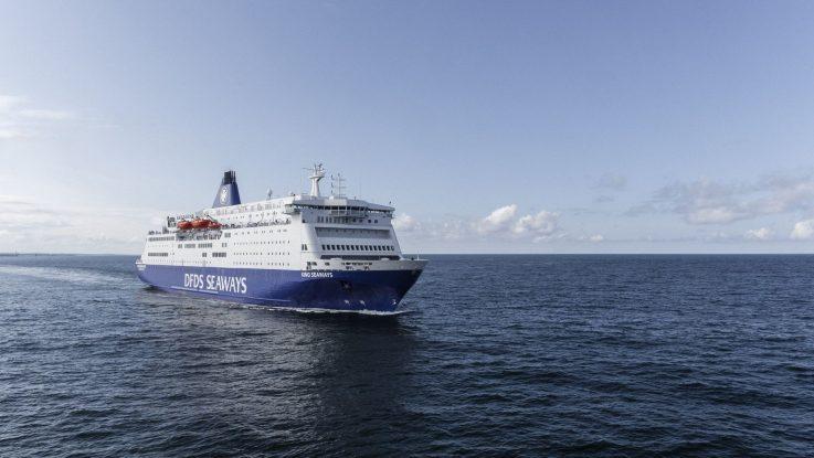 Die King Seaways. Foto: DFDS Seaways