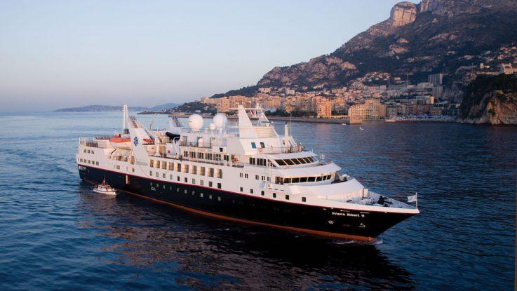 Die Silver Explorer. Foto: Silversea Cruises