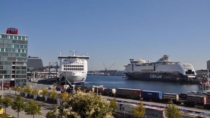 Kiel hat viel zu bieten. Für einen Ausflug lohnt sich die Stadt immer. Foto: Kiel-Marketing/K.Steigueber