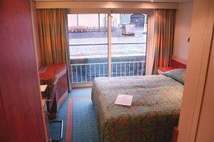 Eine der großzügigen Kabinen an Bord. Foto: DCS-Touristik