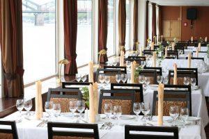 Das Restaurant an Bord, Foto: 1AVista Reisen