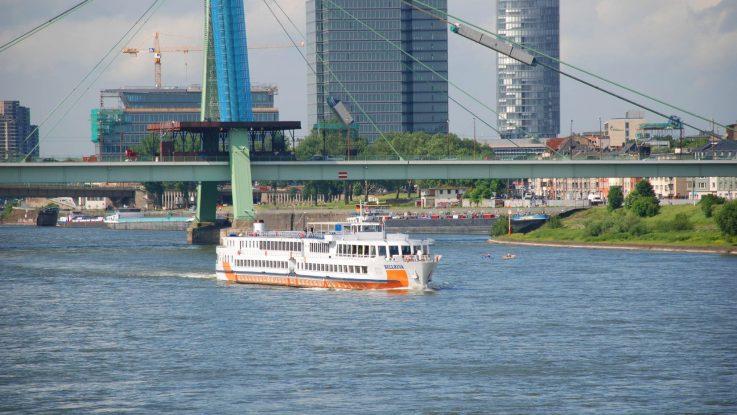 Die MS Bellriva. Foto: 1AVista Reisen