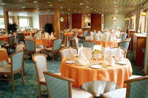 Das Restaurant. Foto: 1AVista Reisen