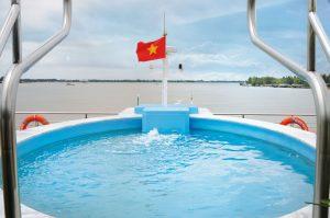 Freut auch auf dem Pool. Foto: 1AVista Reisen