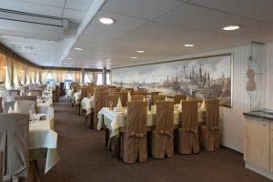 Euer Restaurant während der Reise. Foto: 1AVista Reisen