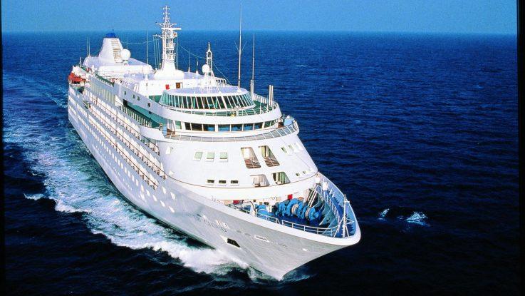 Die Silver Cloud. Foto: Silversea Cruises