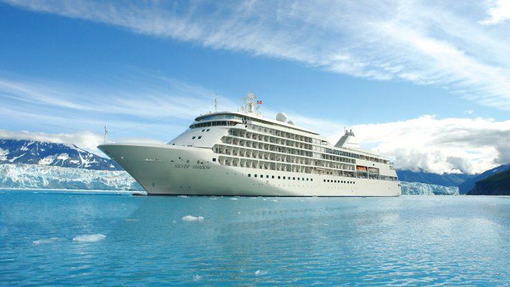 Die Silver Shadow. Foto: Silversea Cruises