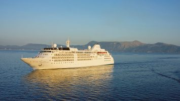Die Silver Wind. Foto: Silversea Cruises