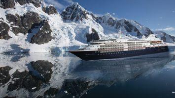 Das komplett neue Expeditionsschiff Silver Cloud von Silversea. Foto: Silversea Cruises