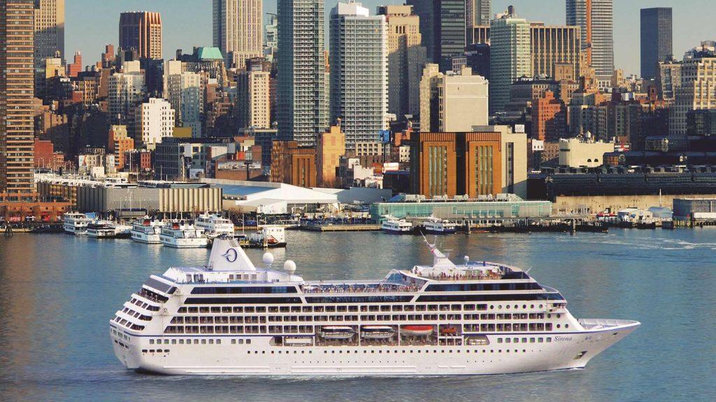 In New York startet de 180-tätige Reise. Oceania Cruises